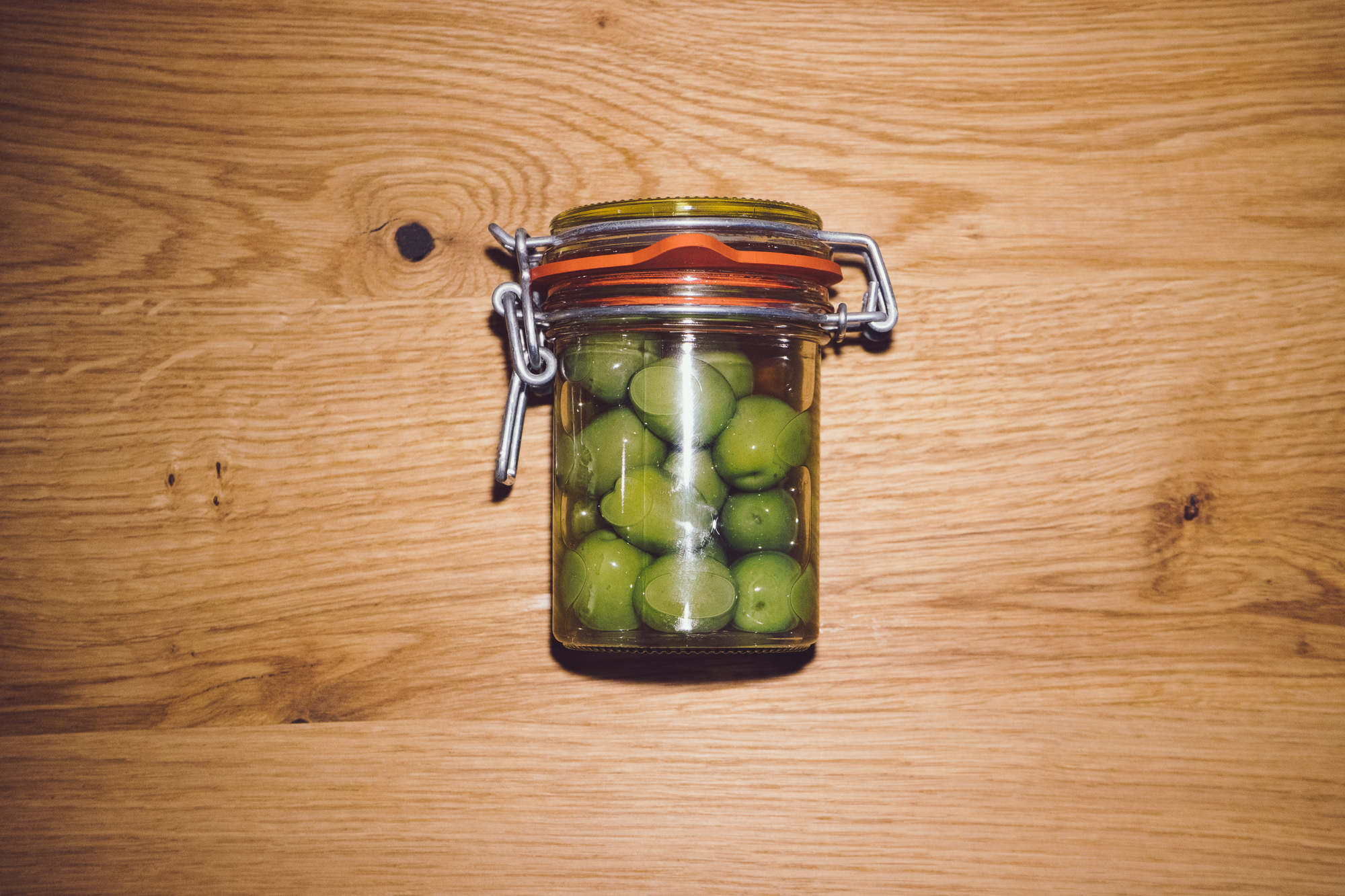 Italiensche Oliven in München