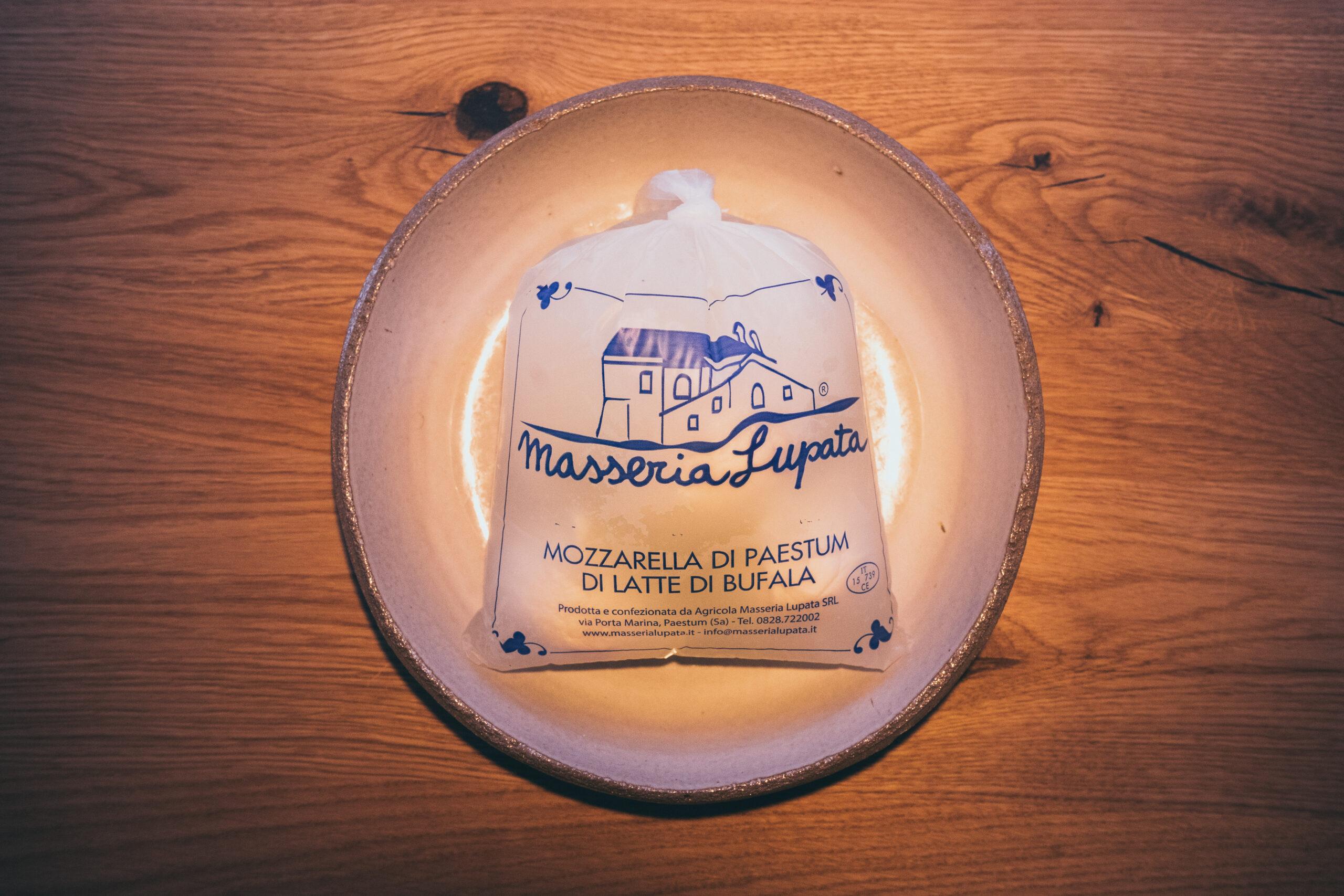 Masseria Lupata Mozzarella in München kaufen